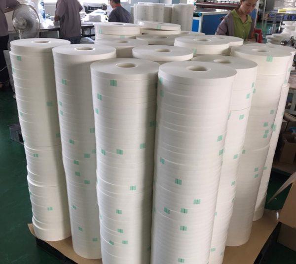 Double sided PE foam tape details